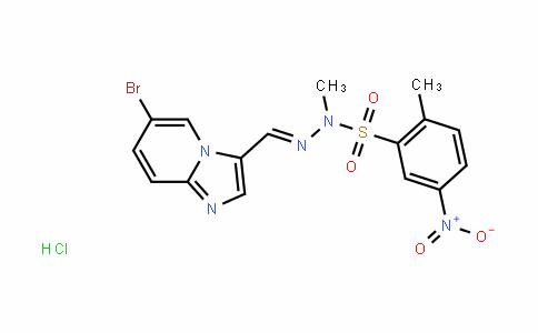 PIK75/PIK-75 hydrochloride