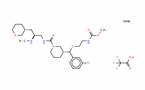 VTP-27999 2,2,2-trifluoroacetate/