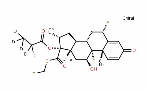 氟替卡松丙酸酯