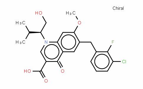 Elvitegravir,EVG,GS-9137,JTK-303/