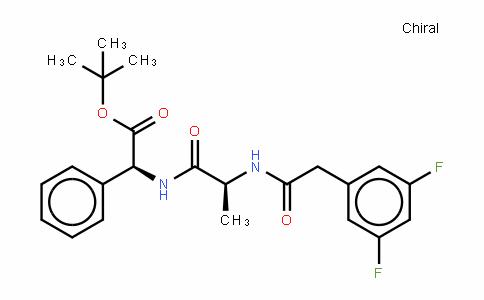 (2S)-N-[N-(3,5-二氟苯乙酰基)-L-丙氨酰]-2-苯基甘氨酸叔丁酯