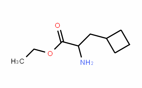 ethyl 3-cyclobutylalaninate/