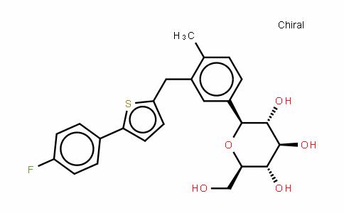 Canagliflozin/