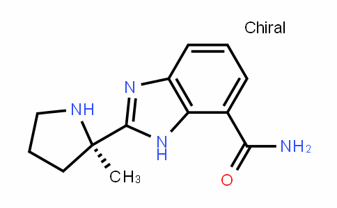 ABT-888(Veliparib)/MX-1,ABT888