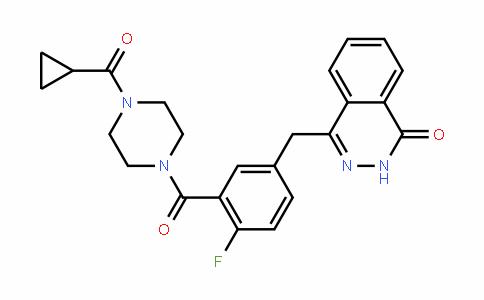 AZD2281(olaparib)/AZD-2281/KU0059436