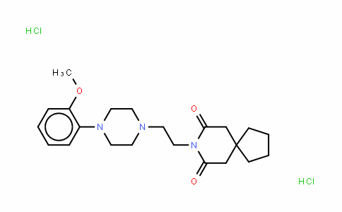 BMY 7378 dihydrochloride