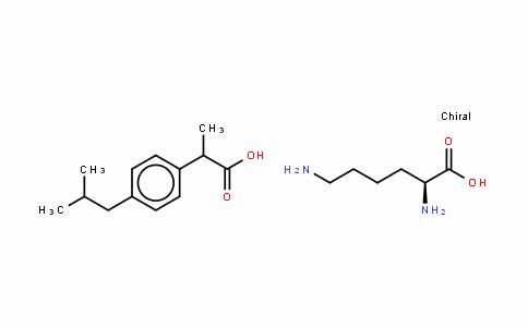 Ibuprofen lysine/