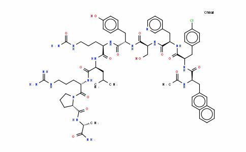 Cetrorelix Acetate(Cetrotide)/