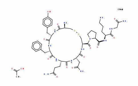 Ornipressin Acetate/