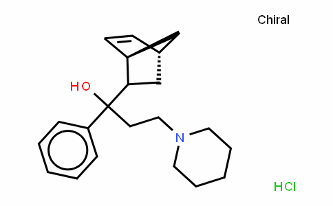 Biperiden hydrochloride