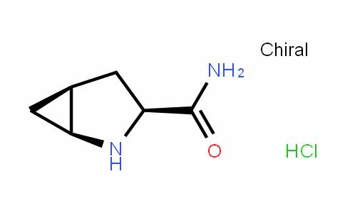 (1S,3S,5S)-2-Azabicyclo[3.1.0]hexane-3-carboxamide hydrochloride/