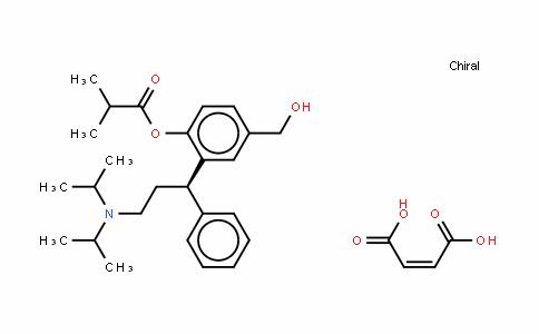 Fesoterodine fumarate/