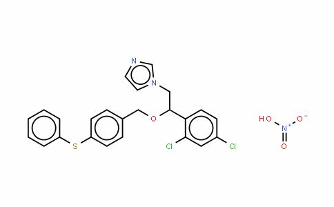 Fenticonazole nitrate/