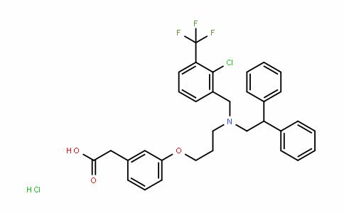 GW 3965 hydrochloride