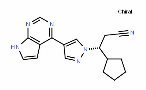 INCB018424(Ruxolitinib)/Ruxolitinib