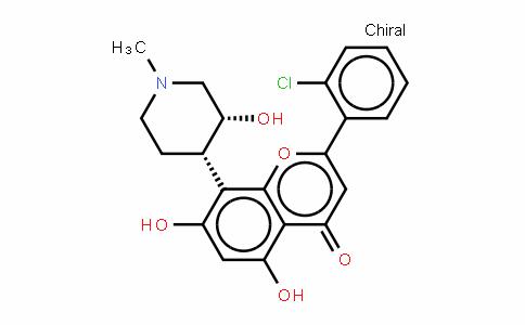 Flavopiridol(Alvocidib)/HMR-1275,L868275