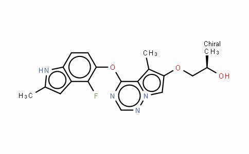 Brivanib(BMS-540215)/BMS540215