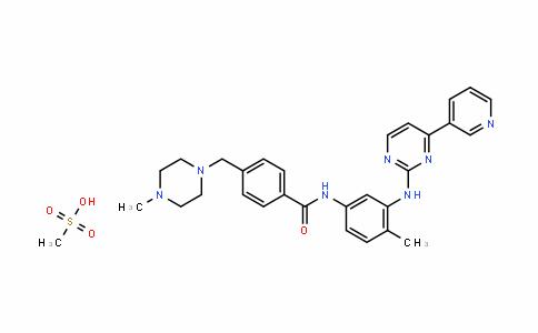 Imatinib Mesylate/Gleevec, Glivec, CGP-57148B, STI-571