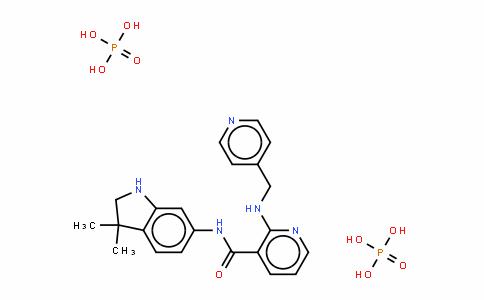 Motesanib Diphosphate/AMG-706