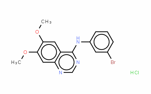 PD153035 hydrochloride/