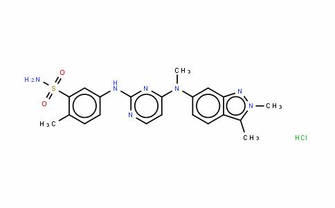 Pazopanib Hydrochloride /GW786034,VOTRIENT