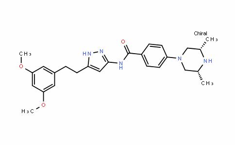 AZD4547/AZD-4547/