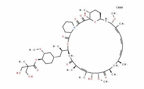 Temsirolimus/CCI-779,CCI779
