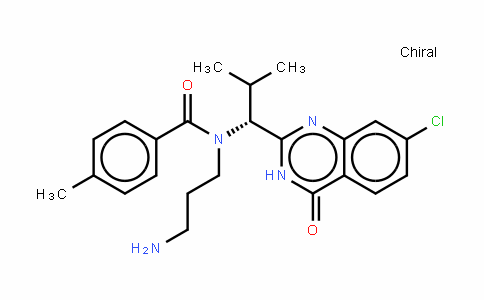 Ispinesib/SB-715992/CK0238273