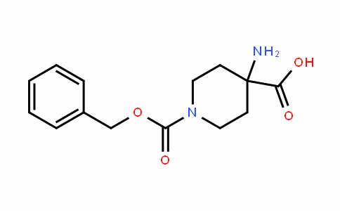 4-Amino-1-Cbz-piperidine-4-carboxylic Acid
