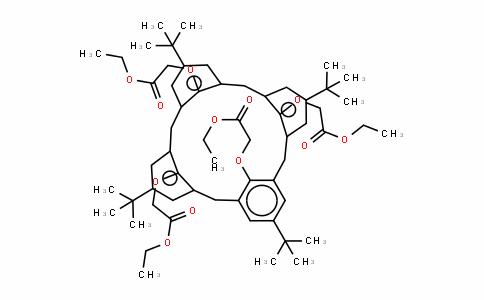 4-tert-Butylcalix[4]arene-tetraacetic acid tetraethyl ester