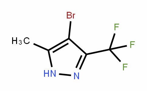 4-Bromo-5-methyl-3-(trifluoromethyl)-1H-pyrazole