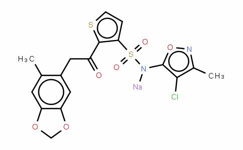 Sitaxsentan sodium
