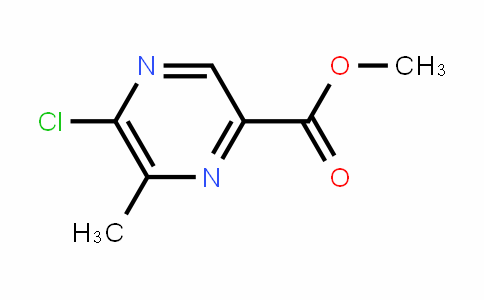 Methyl 5-chloro-6-methylpyrazine-2-carboxylate