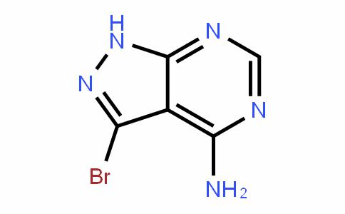 3-Bromo-1H-pyrazolo[3,4-d]pyrimidin-4-amine