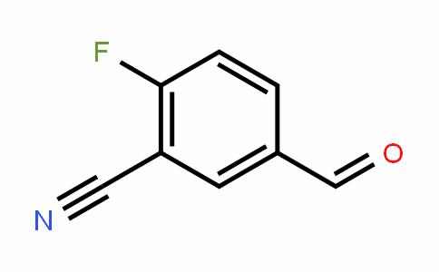 2-FLUORO-5-FORMYLBENZONITRILE