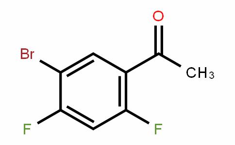 1-(5-Bromo-2,4-difluoro-phenyl)-ethanone
