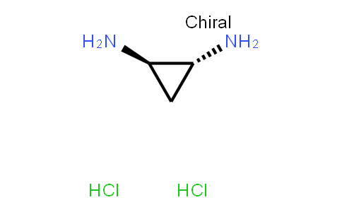 (TRANS)-CYCLOPROPANE-1,2-DIAMINE DIHYDROCHLORIDE
