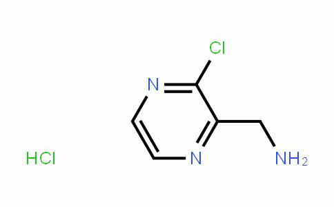 (3-chloropyrazin-2-yl)methanamine hydrochloride