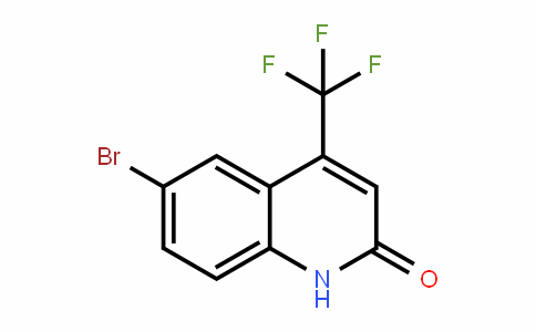 6-broMo-4-trifluoroMethylquinolin-2(1H)-one