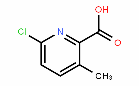 6-Chloro-3-methyl-pyridine-2-carboxylic acid