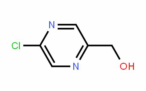 2-氯-5-(羟甲基)吡嗪