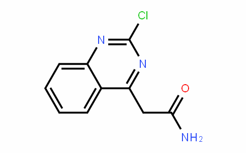 2-(2-氯喹唑啉-4-基)乙酰胺