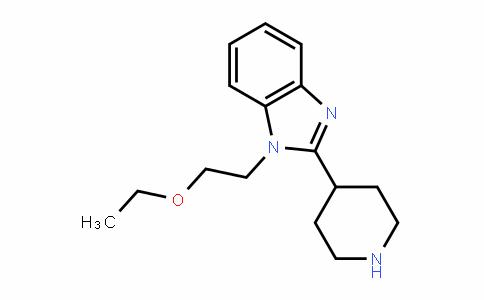 1-(2-Ethoxyethyl)-2-(4-piperidinyl)-1H-benziMidazole
