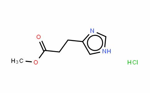 1H-IMidazole-4-propanoicacid,Methylester,Monohydrochloride