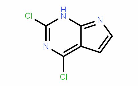 2,4-Dichloro-1H-pyrrolo[2,3-d]pyriMidine