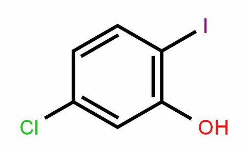 5-氯-2-碘苯酚