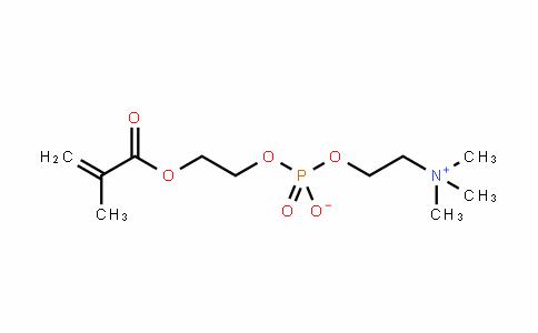 2-(甲基丙烯酰氧基)乙基-2-(三甲基氨基)乙基磷酸酯