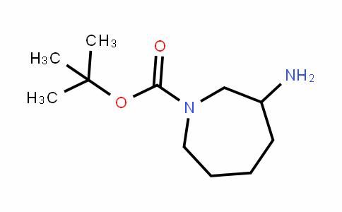 3-AMino-azepane-1-carboxylic acid tert-butyl ester