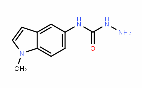 4-(1-Methyl-1H-indol-5-yl)seMicarbazide