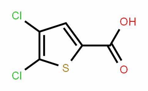4,5-DICHLOROTHIOPHENE-2-CARBOXYLICACID
